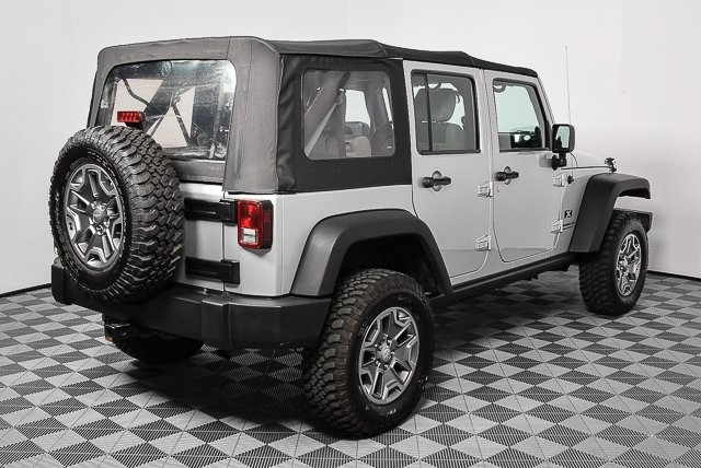 Pre-Owned 2007 Jeep Wrangler Unlimited X
