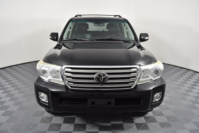 Pre-Owned 2013 Toyota Land Cruiser Base