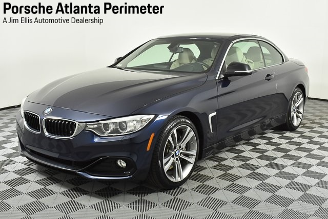 Pre-Owned 2014 BMW 4 Series 435i