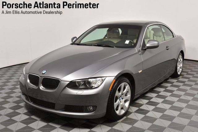 Bmw Of Atlanta >> Pre Owned 2010 Bmw 3 Series 335i 2d Convertible In Atlanta