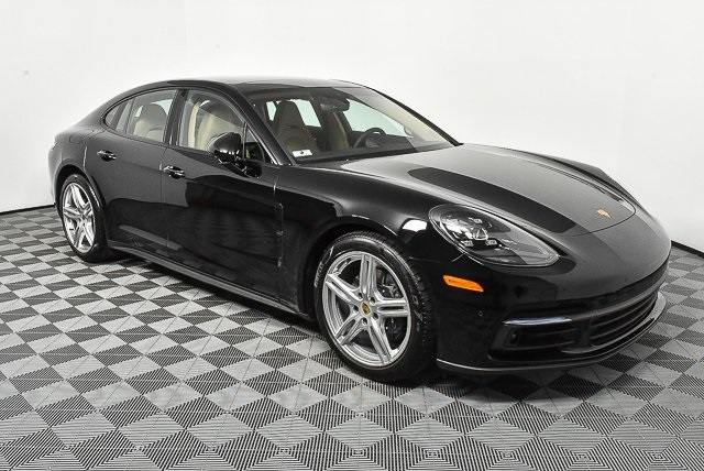 Certified Pre-Owned 2019 Porsche Panamera Base