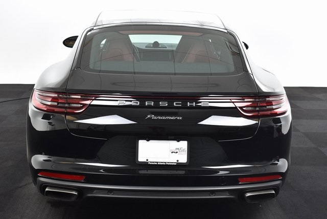 Certified Pre-Owned 2018 Porsche Panamera Base