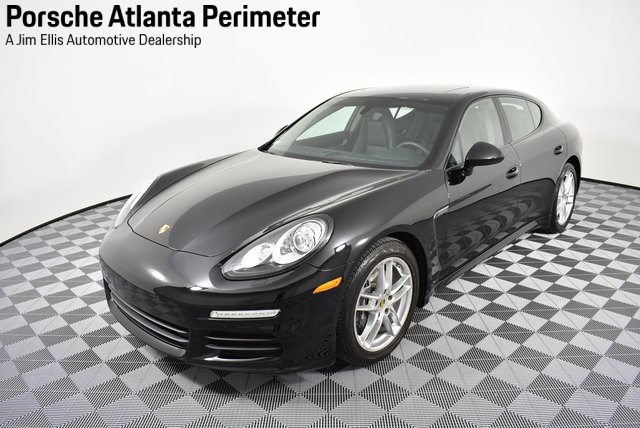 Certified Pre Owned 2016 Porsche Panamera Edition