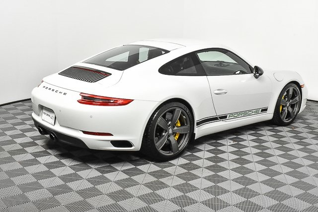 Certified Pre-Owned 2018 Porsche 911 Carrera T