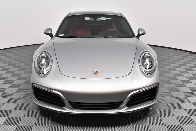 Certified Pre-Owned 2018 Porsche 911 Carrera