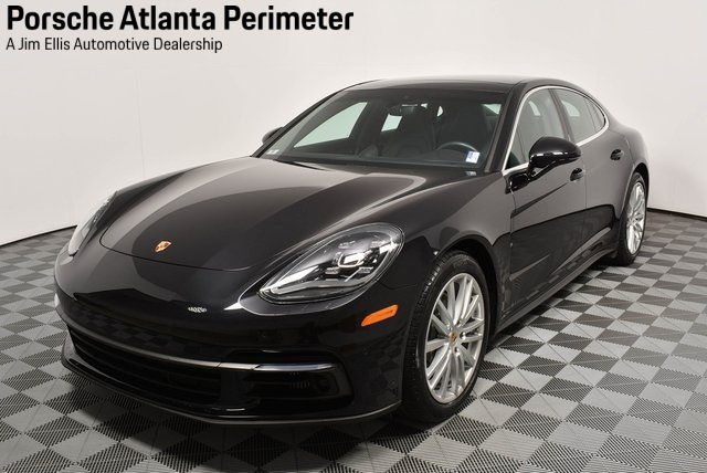 Certified Pre Owned 2017 Porsche Panamera 4s