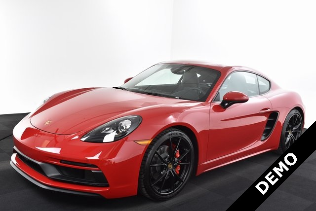 New 2018 718 Cayman GTS