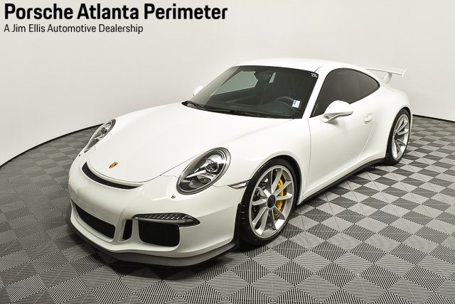 Certified Pre-Owned 2014 Porsche 911 GT3 2D Coupe in Atlanta ...