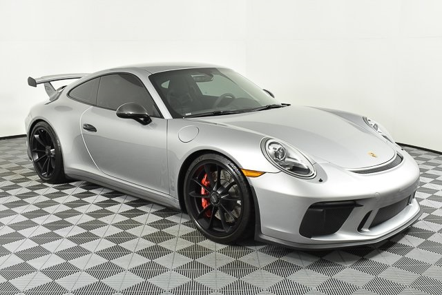 Certified Pre-Owned 2018 Porsche 911 GT3