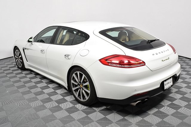 Certified Pre-Owned 2016 Porsche Panamera Hybrid S