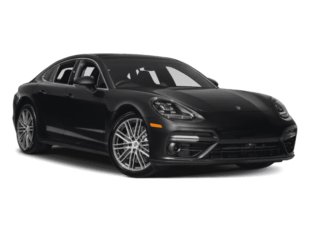 New 2018 Porsche Panamera Panamera Turbo