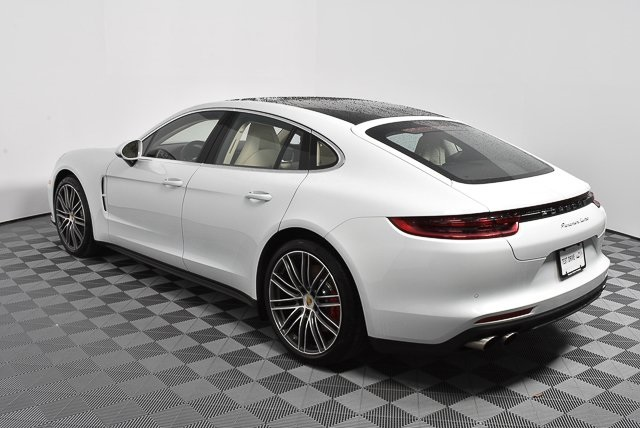 Certified Pre Owned 2017 Porsche Panamera Turbo