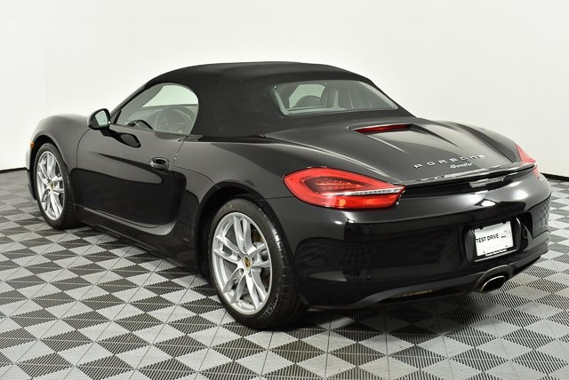 Certified Pre-Owned 2013 Porsche Boxster Base