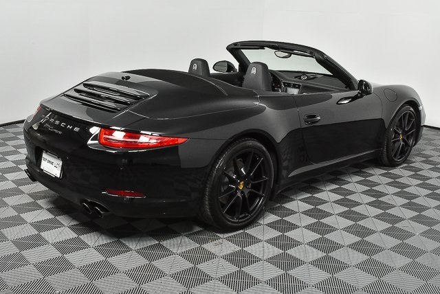 Certified Pre-Owned 2015 Porsche 911 Carrera