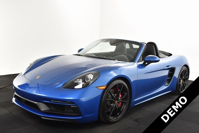 New 2018 718 Boxster GTS
