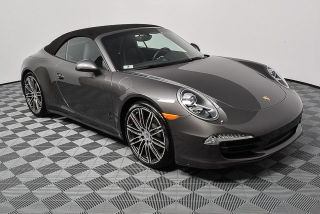Certified Pre-Owned 2016 Porsche 911 Carrera 4S
