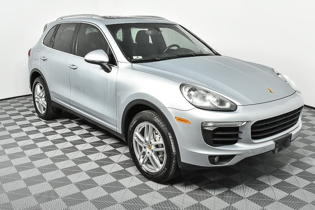 Certified Pre-Owned 2016 Porsche Cayenne S