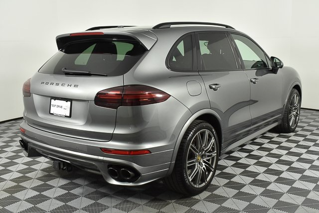 Certified Pre-Owned 2017 Porsche Cayenne GTS