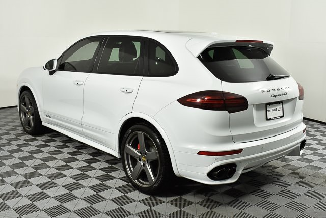 Porsche Cayenne Gts Sound Exhaust Youtube