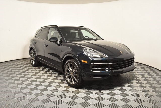 Certified Pre-Owned 2019 Porsche Cayenne S Hybrid