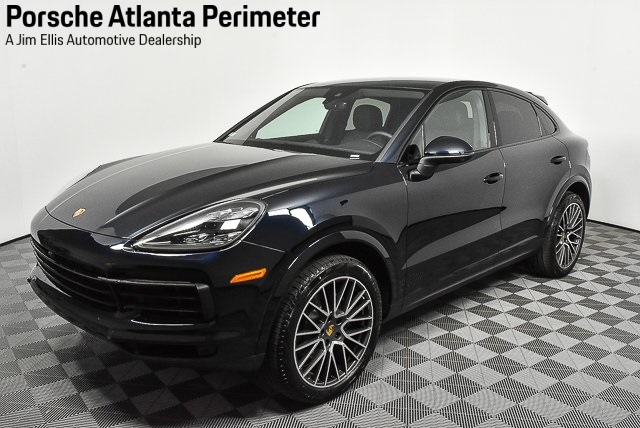 New 2020 Porsche Cayenne Coupe P16161