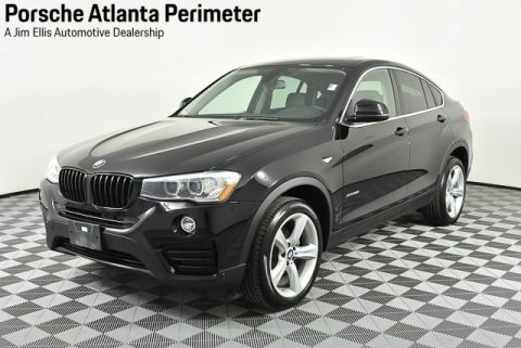 Pre-Owned 2016 BMW X4 xDrive28i