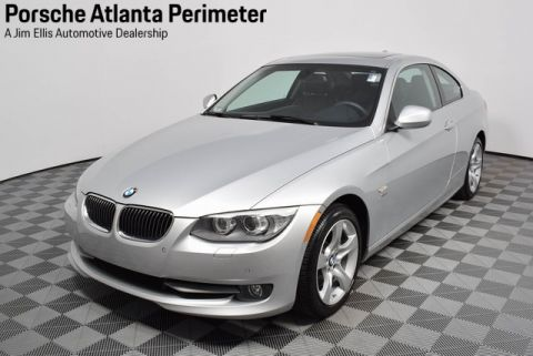 Pre-Owned 2012 BMW 3 Series 335i xDrive