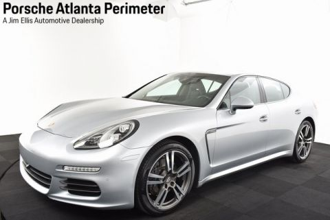 Certified Pre-Owned 2014 Porsche Panamera 2